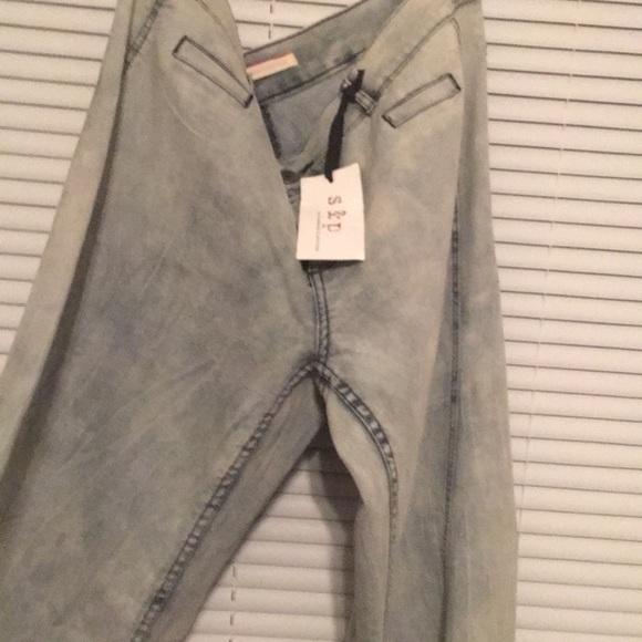 7a94efb42b2 Super Wide Leg Flare Jeans
